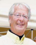 Günther Beitz, 1. Vorsitzender 1979 - 2012