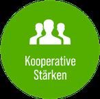 Die Kooperativen Stärken als eine von fünf Stärkendimensionen.