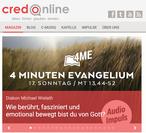 credo-online  – ein Angebot unseres Bistums