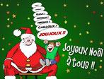 lmc france leucemie myeloide chronique leucémie myéloïde  père noel joyeux noël 2012