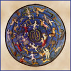 Cielo zodiacal medieval