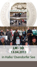 LM-3D am 13.04.2013 in Halle/ Osendorfer See