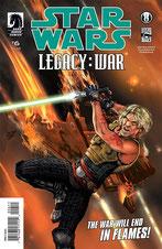 Legacy: War #6