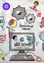 """communication web a tours, rosana marcis - Créez vous même votre site internet avec la formation """"Création/gestion Site Internet"""". Formation individuelles sur les réseaux sociaux et plus..."""