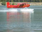...und dem Wasserflugzeug.