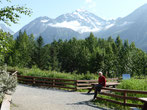 Nette Wanderwege gibt's im Chugach State Park.