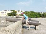Cartagena ist eine tolle Stadt und konkurriert  bei uns mit Buenos Aires um die Nr. 1 in Südamerika.