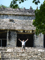 Templo VII geschafft