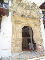Der Palast der Inquisition: Hier wurde gefoltert und gemordet