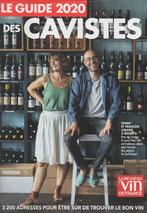 La Revue du Vin de France, le guide 2020 des cavistes