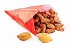 gebrannte mandeln und nüsse zum dampfen