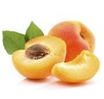 Aprikose, Aprikosenaroma, Aprikosen Lebensmittelaroma, leckere Aprikose