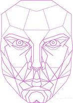 黄金比のマスク
