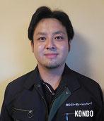 大阪で遺品整理を行う【アステル】のスタッフ・近藤(こんどう)の画像