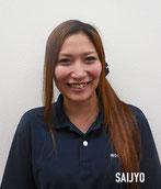 大阪で遺品整理を行う【アステル】のスタッフ・西條(さいじょう)の画像