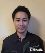 大阪で遺品整理を行う【アステル】のスタッフ・清川(きよかわ)の画像