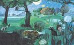 Sommernacht - E.M. Ott-Heidmann