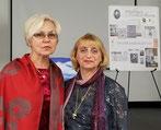 Светлана Левина, Людмила Криворуцкая