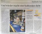 """Aus der Rheinischen Post: Über das Ende des kultigen """"Route 66"""" und meine Zeit dort – vielen Dank an Alina Komorek."""