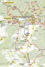 Rundwege Ebrach/Steigerwald