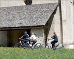 Der Anstieg nach St. Korbinian – mit E-Bike ein Klacks (c)dolomiti super-E-bke