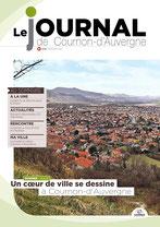Couverture du Magazine de Cournon