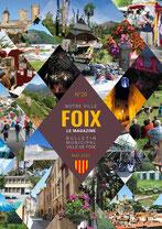 Couverture du Magazine de Foix