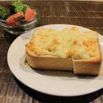 たまごチーズトースト