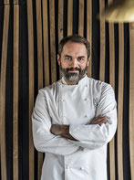 christophe Aribert contact chef cuisinier conferencier