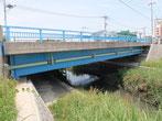 揺木橋(塗装工事)
