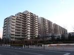 さいたま市内マンション 14階建・381戸(鉄部塗装)