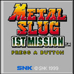 Metal Slug First Mission