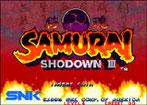 Samurai Spirits 3 / Samurai Shodown III