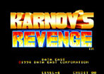 Karnov's Revenge / Fighter's History Dynamite