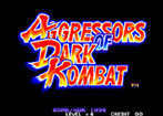Aggressors of Dark Kombat / Gan Gan