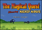 Mickey's Magical Quest