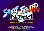 Street Fighter Zero / Street Fighter Alpha
