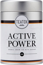 TEATOX – ACTIVE POWER BIO GRÜNER TEE MIT GUARANÁ