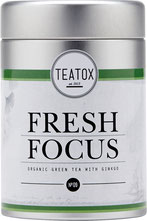 TEATOX – FRESH FOCUS BIO GRÜNER TEE MIT GINKGO