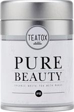 TEATOX – PURE BEAUTY BIO WEISSER TEE MIT MANGO