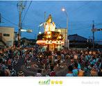 八重垣写真館さん:佐原の大祭 夏祭り