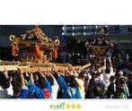 いわくら雷人さん: 行徳祭り