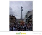 まさヤンさん:牛嶋神社大祭