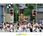 八重垣写真館さん: 八重垣神社田町新調神輿お披露目