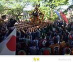 弾正睦さん:八幡神社田村弾正祖霊祭
