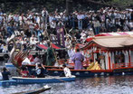 京都嵐山 三船祭