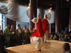 日光山輪王寺「延年の舞」