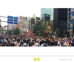 大鐡さん:神田祭神田市場神輿