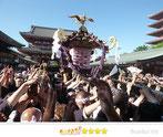 千囃連さん: 三社祭