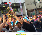 恵利子さん:本庄祇園祭